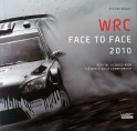 WRC Face to Face 2010 - Official Licenced Book FIA World Rally Championship - Magyar melléklettel