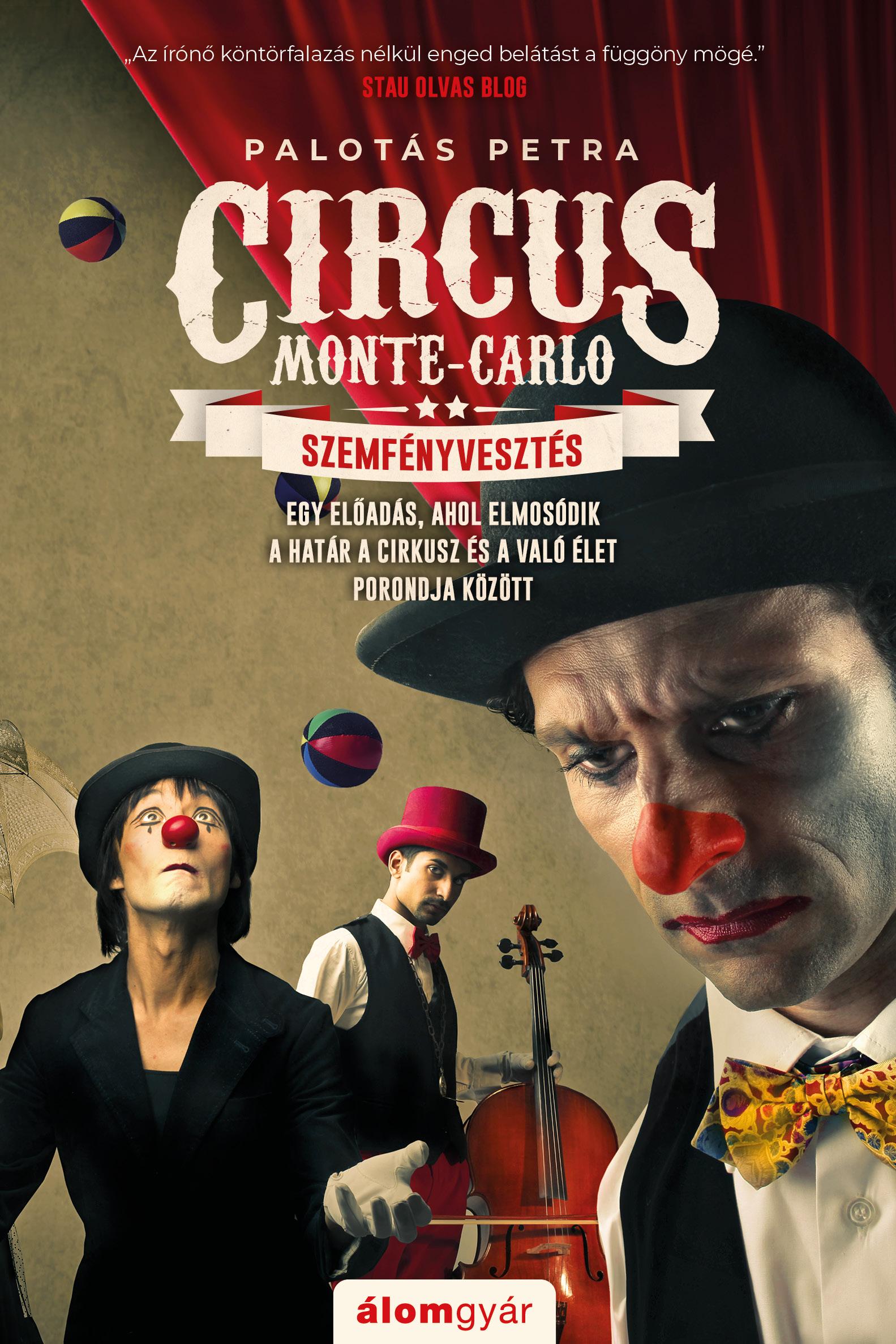 Circus Monte-Carlo 2. - Szemfényvesztés
